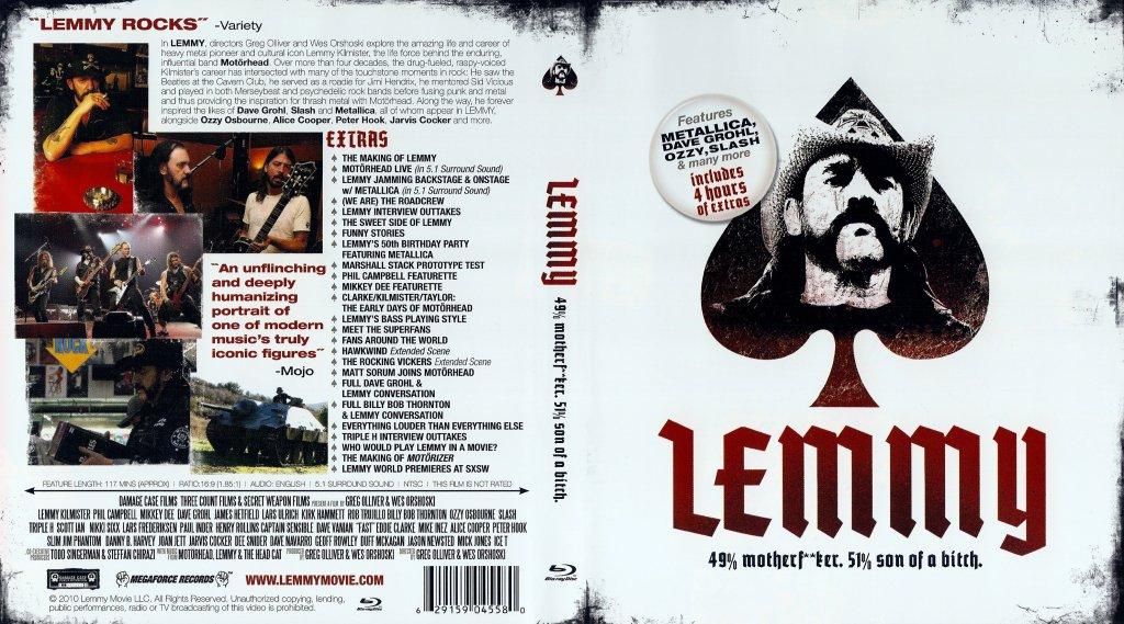 lemmy murder one