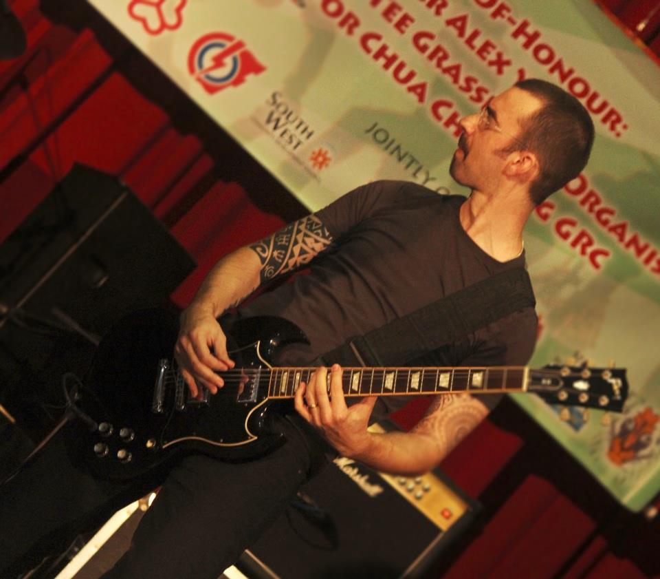 MegalomaniA live at Band SG