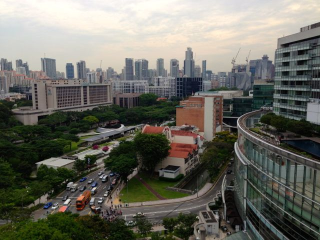 Singapore, from SOTA