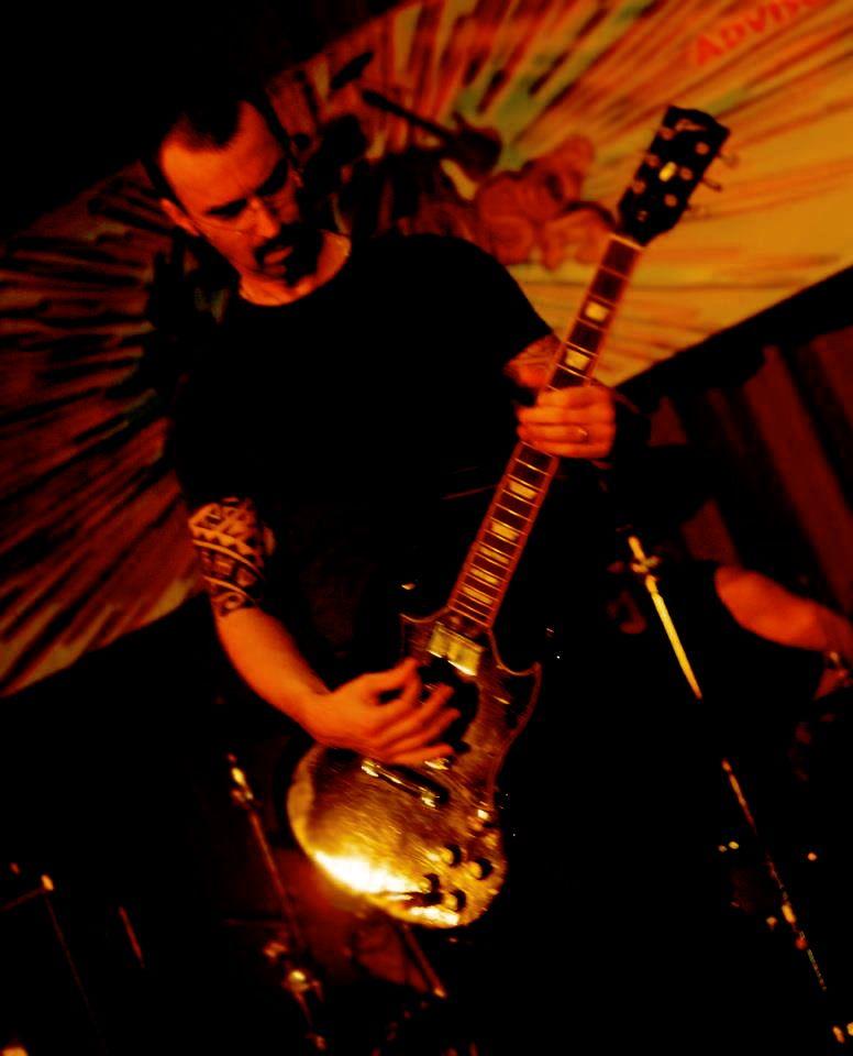 MegalomaniA at BandSG, dark effect