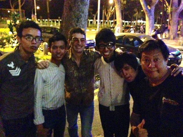 Pete, the Pinholes and Farid