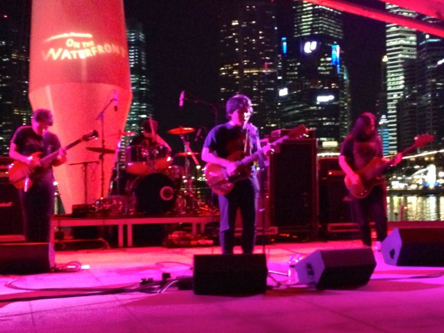 Sigmum live at Rocking The Region 2013