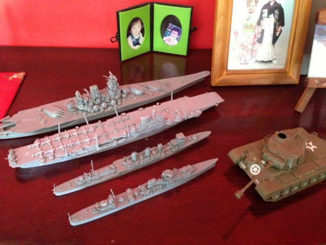 Zen's battleships