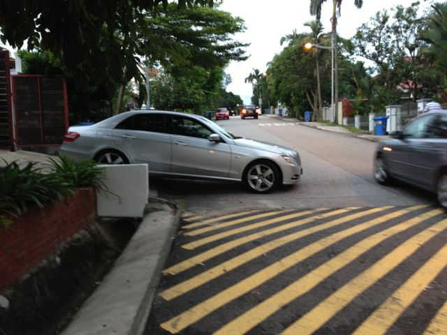 Worst parking ever