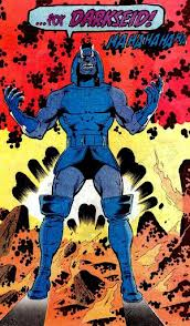 for Darkseid