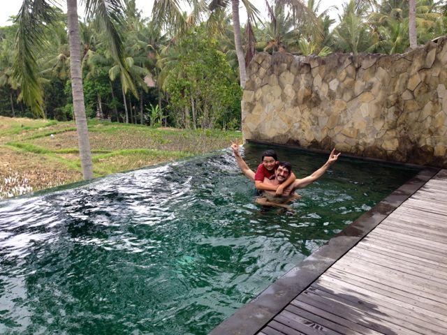 Love pool!