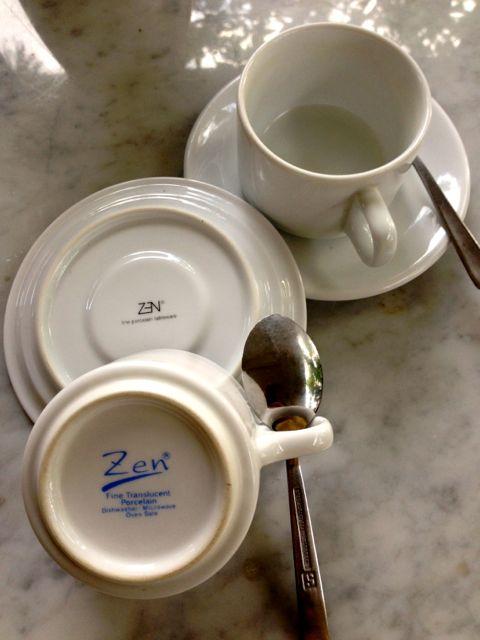 Zen porcelain. Oooohhh…!!!