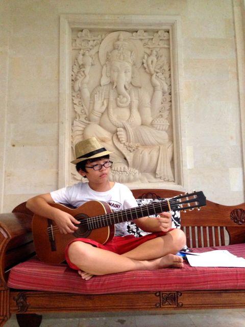 Zen guitar again!