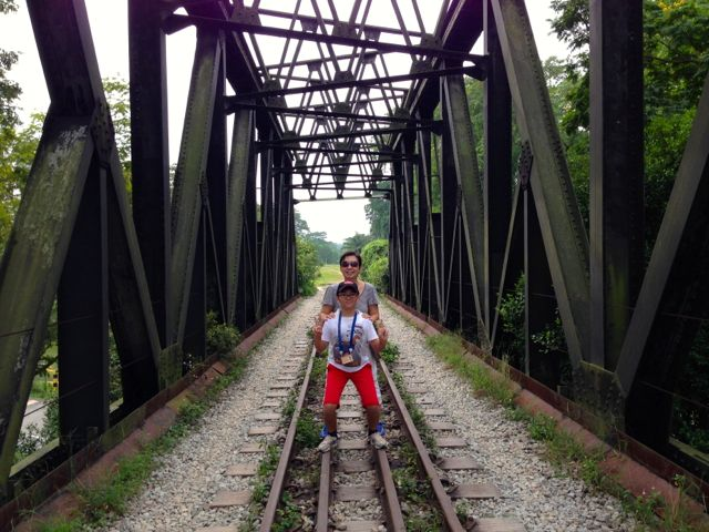 train bridge!