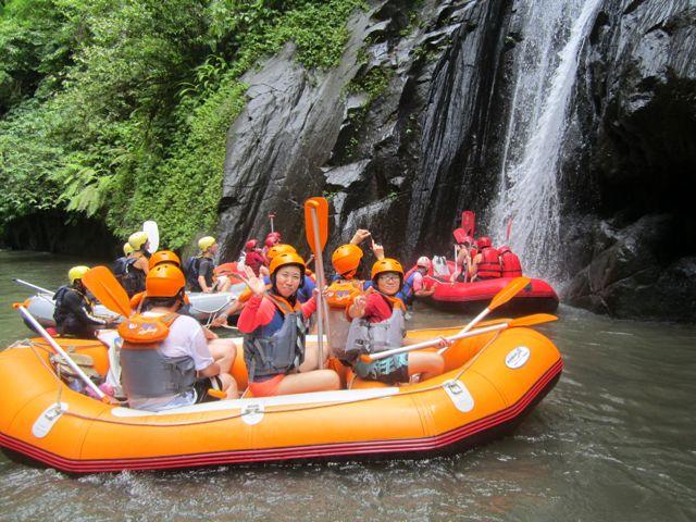 River rafting!!