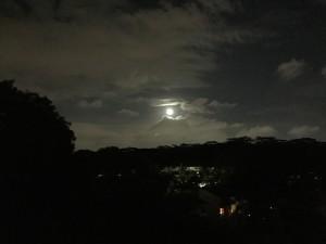 Singapore full moon extraordinar IMG_8022 balcony