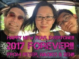 Peter Naoko Zen PNZ2017Nengajo
