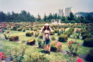 Honeymoon Korea Naoko