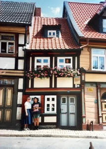 Honeymoon Germany Naoko Henny