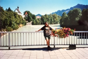 Honeymoon Germany Naoko
