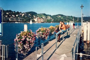 Honeymoon Switzerland Peter Naoko