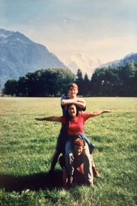 Honeymoon Switzerland Peter Naoko Ralph