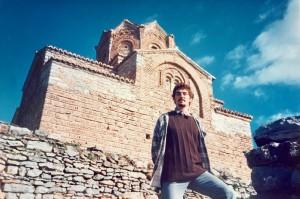 Honeymoon Macedonia Peter