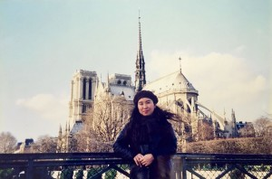 Honeymoon France Naoko
