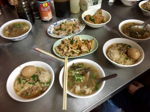 Nantou food
