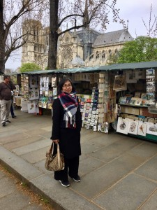 Notre Dame de Paris Naoko